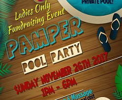 Ladies Only: Pamper Pool Party