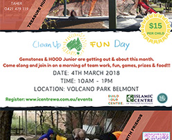 Clean Up Australia Fun Day