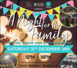 A Night for the Family 2018