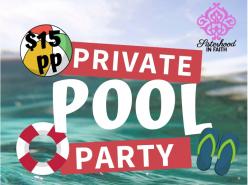 Sisterhood In Faith - Private Pool Party!