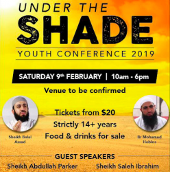 Youth Conference: Under the Shade