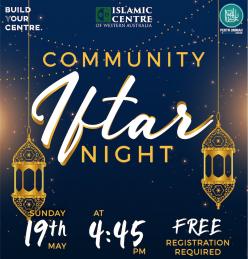 Community Iftar Night 2019