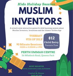 Muslim Inventors