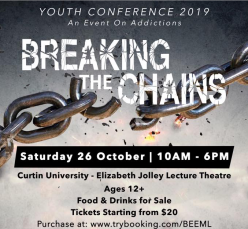 Youth Conference: Breaking The Chains