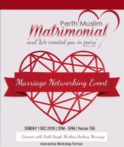 Marriage Networking Event